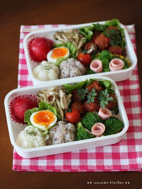 ミートボールのトマト煮 ✿ つまみ(๑¯﹃¯๑)♪_c0139375_11194296.jpg