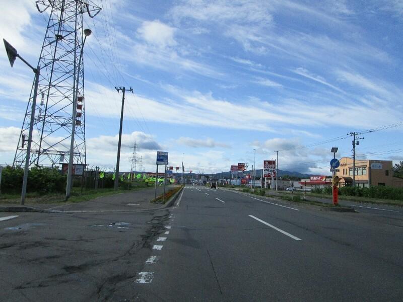 68 日目【八雲町−函館】北海道最後の地、函館へ_e0201281_04582542.jpg