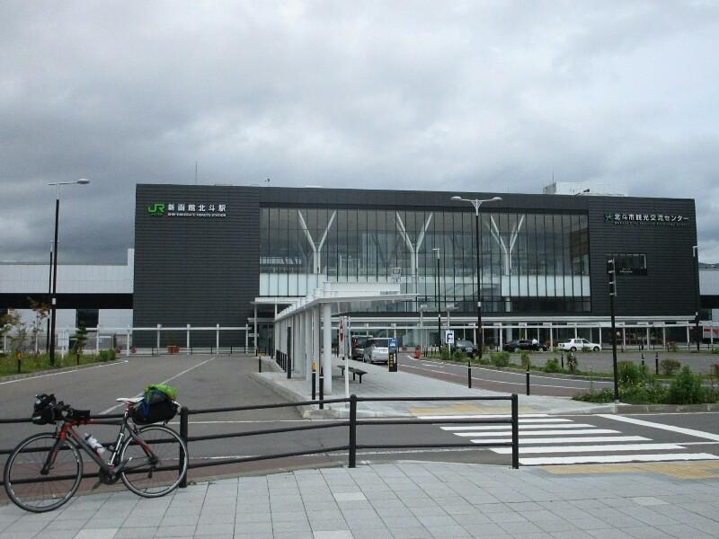 68 日目【八雲町−函館】北海道最後の地、函館へ_e0201281_05002341.jpg