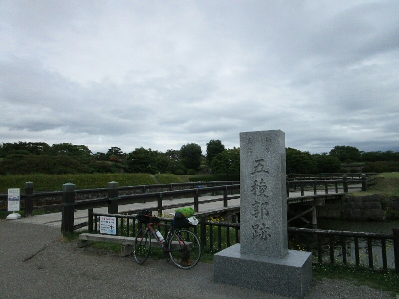 68 日目【八雲町−函館】北海道最後の地、函館へ_e0201281_05003352.jpg