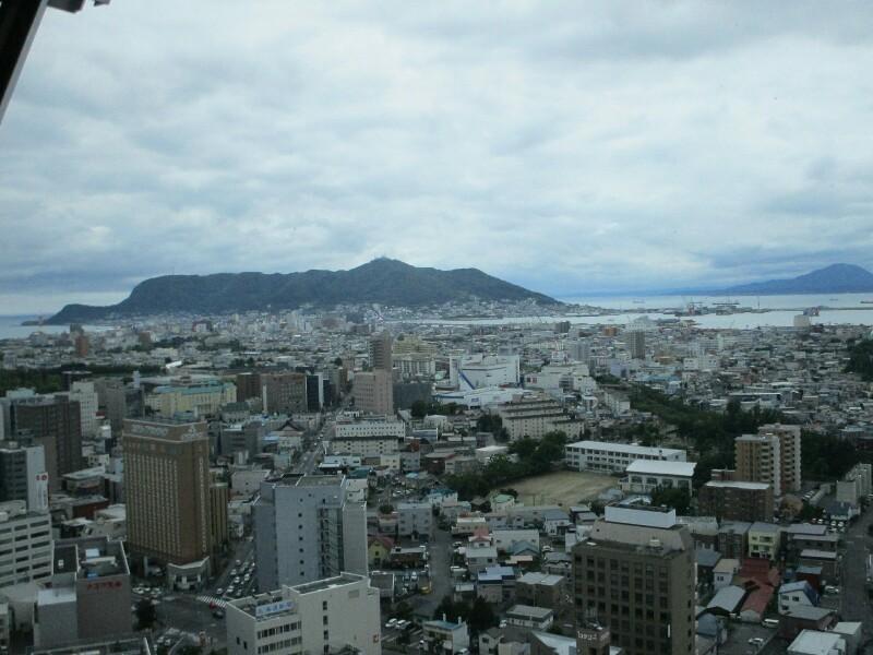 68 日目【八雲町−函館】北海道最後の地、函館へ_e0201281_05005145.jpg