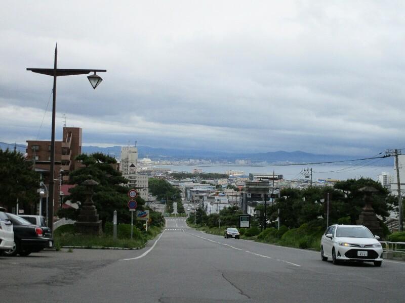 68 日目【八雲町−函館】北海道最後の地、函館へ_e0201281_05014803.jpg