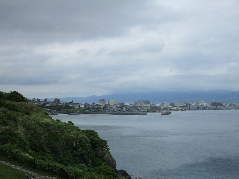 68 日目【八雲町−函館】北海道最後の地、函館へ_e0201281_05021457.jpg