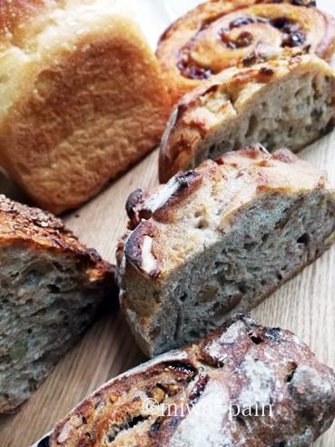 シュクレのパンを東京で常に食べられる世の中になってしまった。_e0197587_08392488.jpg