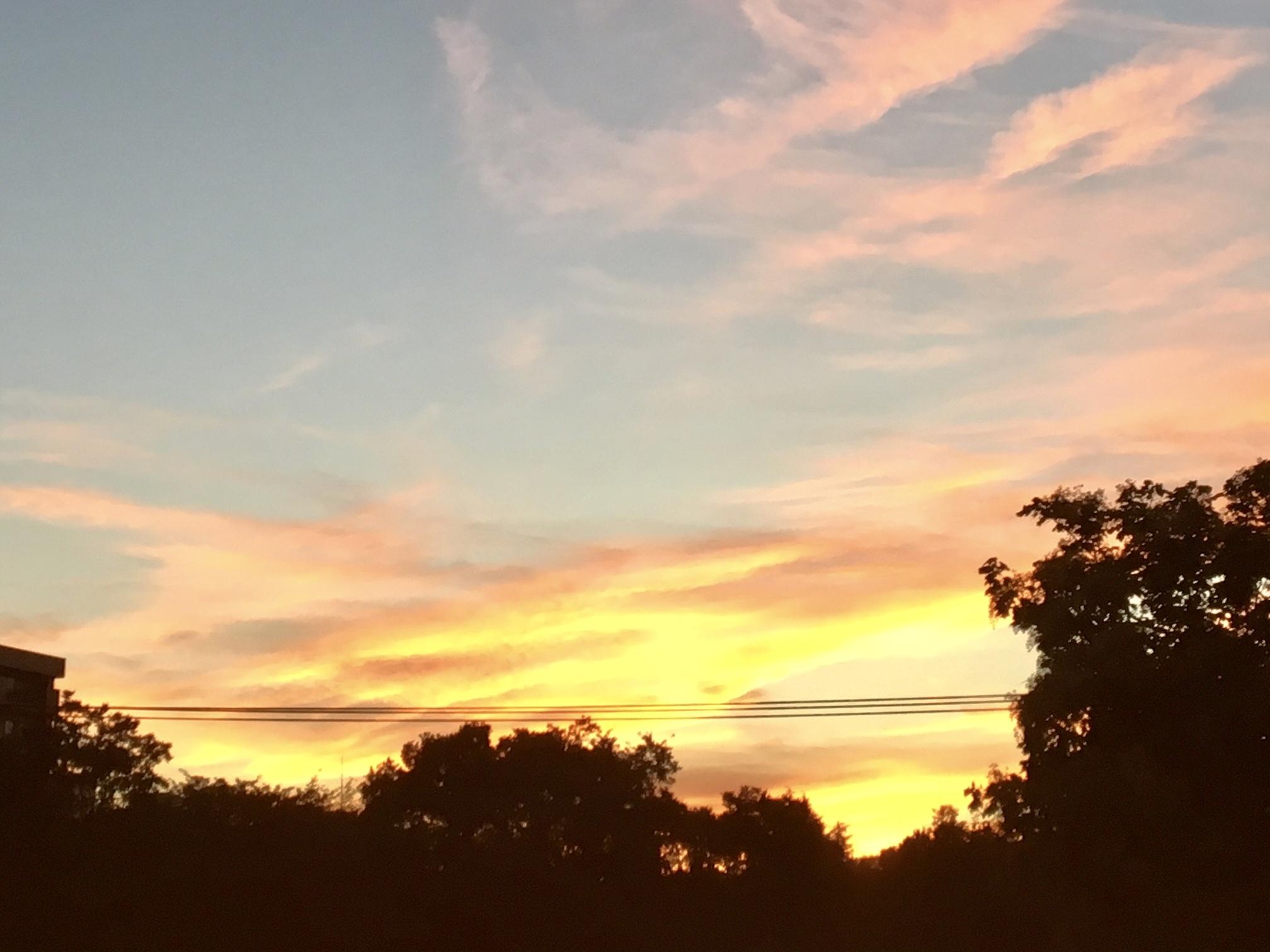 今朝の朝焼けは、特に色合いが綺麗でした!_c0128489_06034093.jpeg