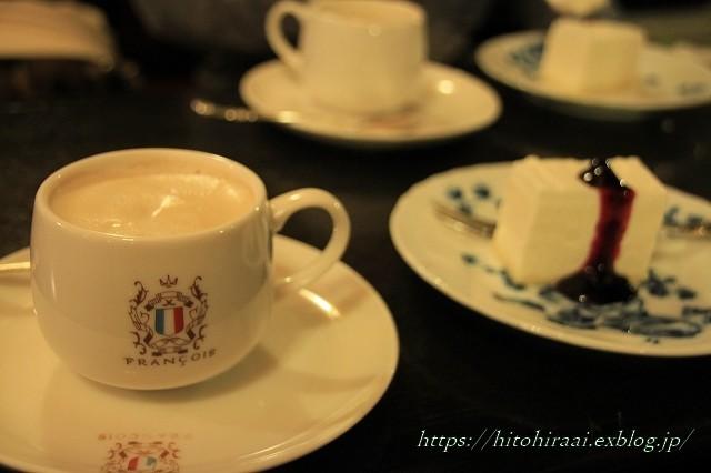 京都 カフェ めぐり フランソア喫茶室_f0374092_00095922.jpg
