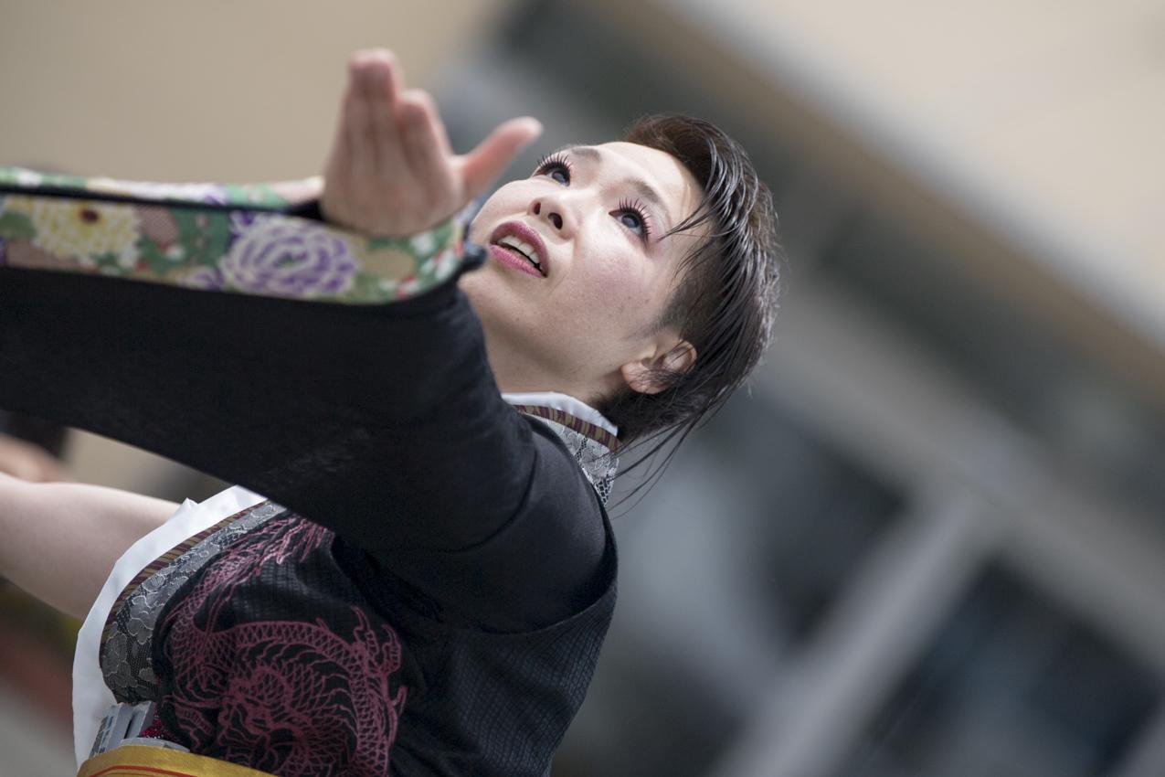 第5回横須賀よさこい「まじすか よこすか」『麗人艶舞乱れ打ち』_f0184198_21230792.jpg