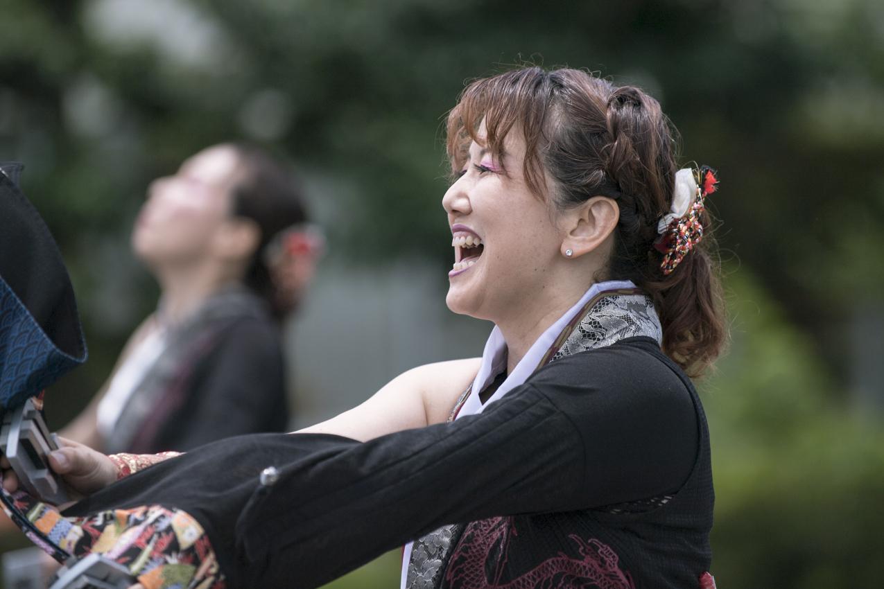 第5回横須賀よさこい「まじすか よこすか」『麗人艶舞乱れ打ち』_f0184198_21254074.jpg