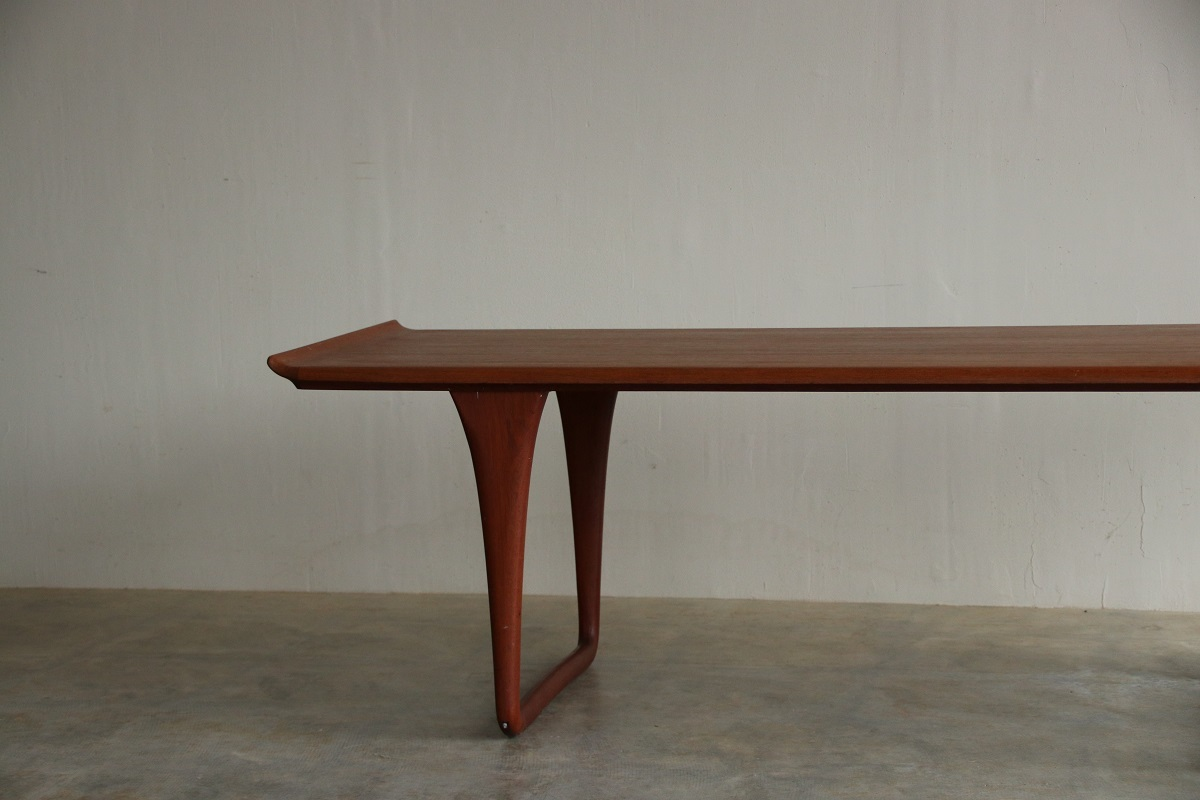 『Svante Skogh Teak Coffee Table』_c0211307_14512095.jpg