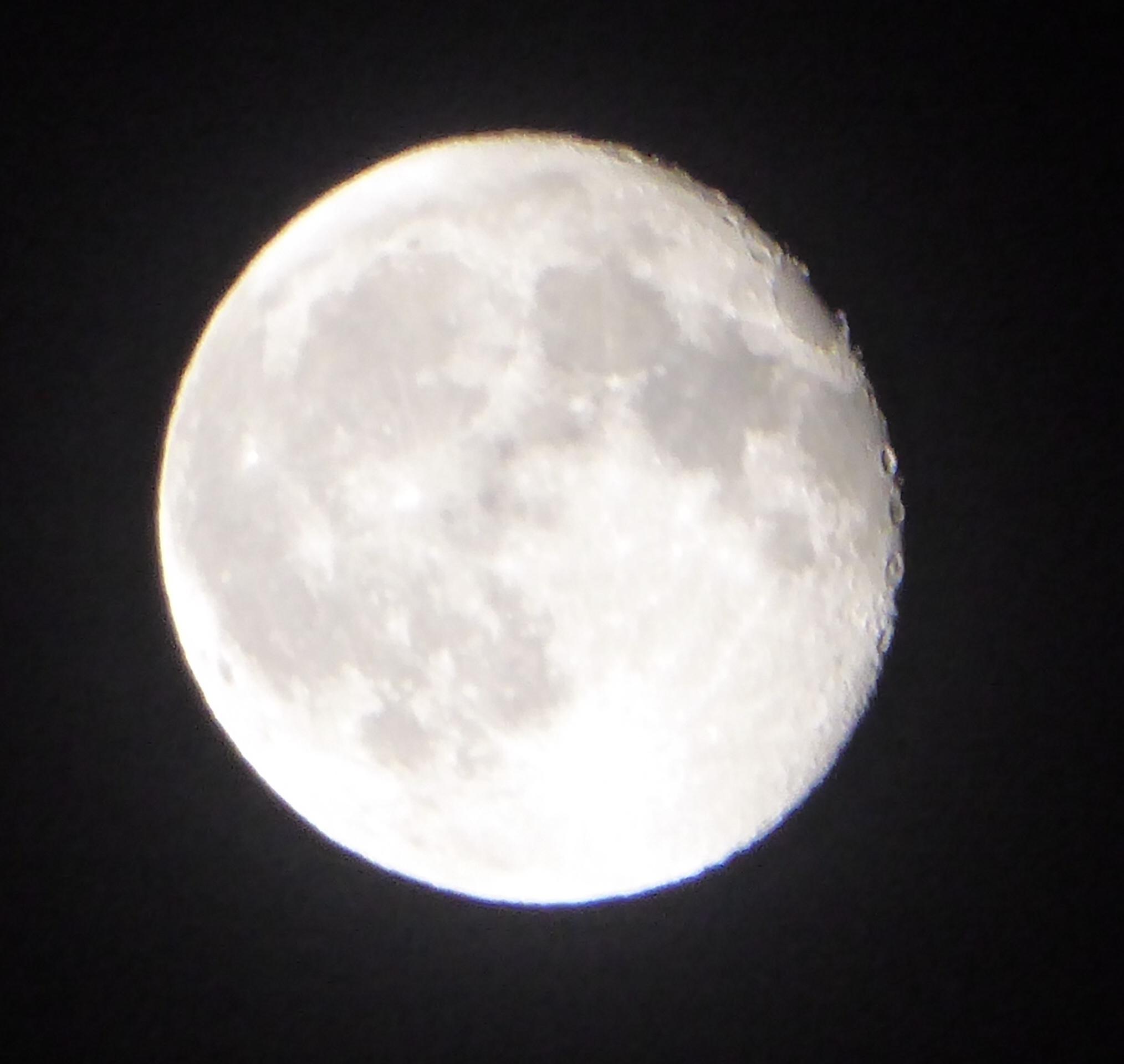 十六夜月にはクレーターが見えました。_a0050728_22405676.jpeg