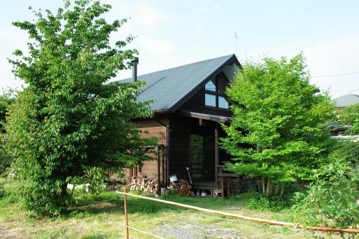 OTさんの家(2010) 8年後の様子 2018/6/28_a0039934_19493060.jpg