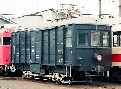 豊橋鉄道渥美線 デワ11_e0030537_01324815.jpg