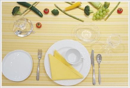夏野菜で初夏のカジュアルランチ ~フード&テーブルクラス_d0217944_02022742.jpg