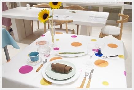 夏野菜で初夏のカジュアルランチ ~フード&テーブルクラス_d0217944_02160433.jpg
