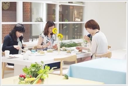 夏野菜で初夏のカジュアルランチ ~フード&テーブルクラス_d0217944_02345072.jpg