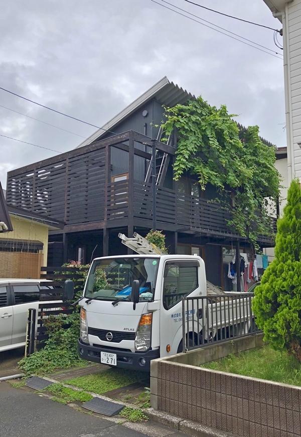 『東船橋の家Ⅱ』10年点検_c0019551_21233380.jpg