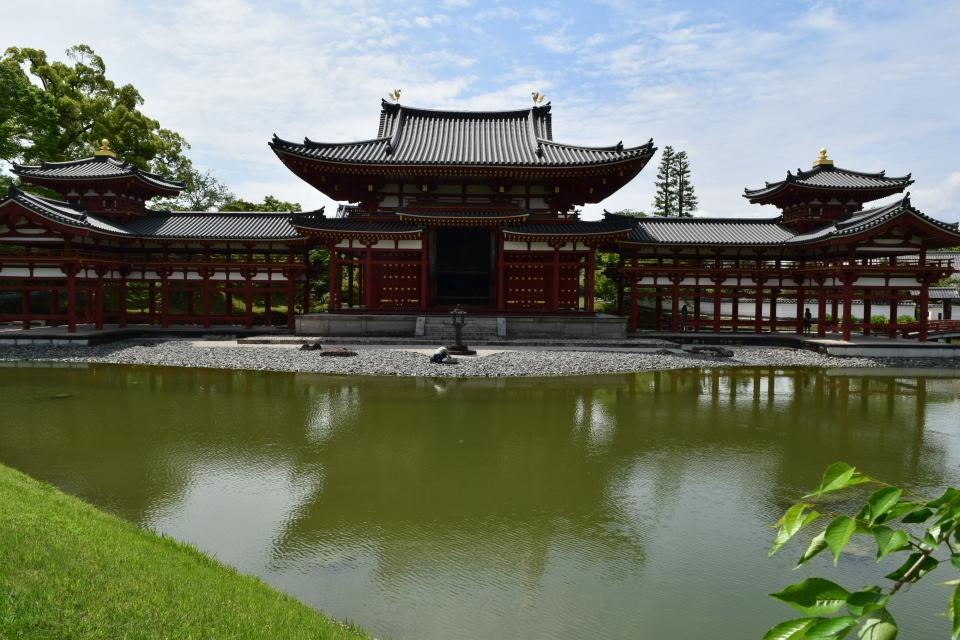 京都府宇治市の平等院鳳凰堂_a0110756_16353630.jpg
