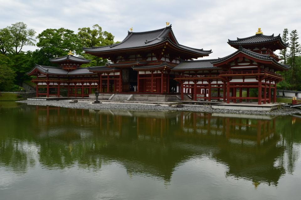 京都府宇治市の平等院鳳凰堂_a0110756_16414792.jpg