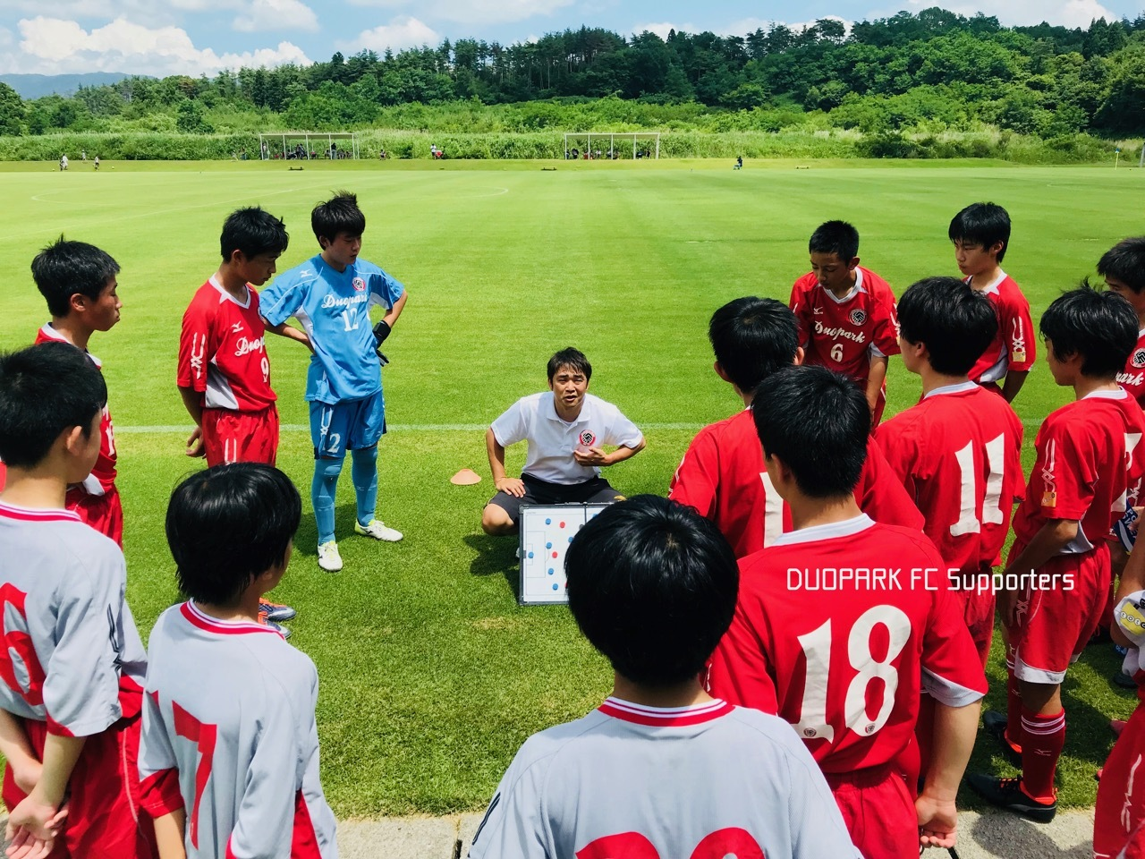 【CLUB YOUTH U-15】vs FC宮城 June 30, 2018_c0365198_20300225.jpg
