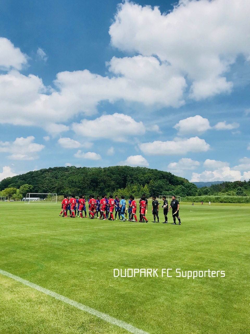 【CLUB YOUTH U-15】vs FC宮城 June 30, 2018_c0365198_20303049.jpg
