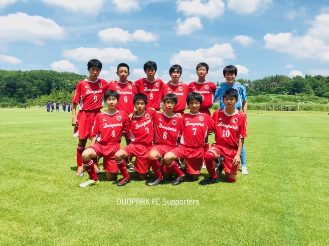 【CLUB YOUTH U-15】vs FC宮城 June 30, 2018_c0365198_20305164.jpg