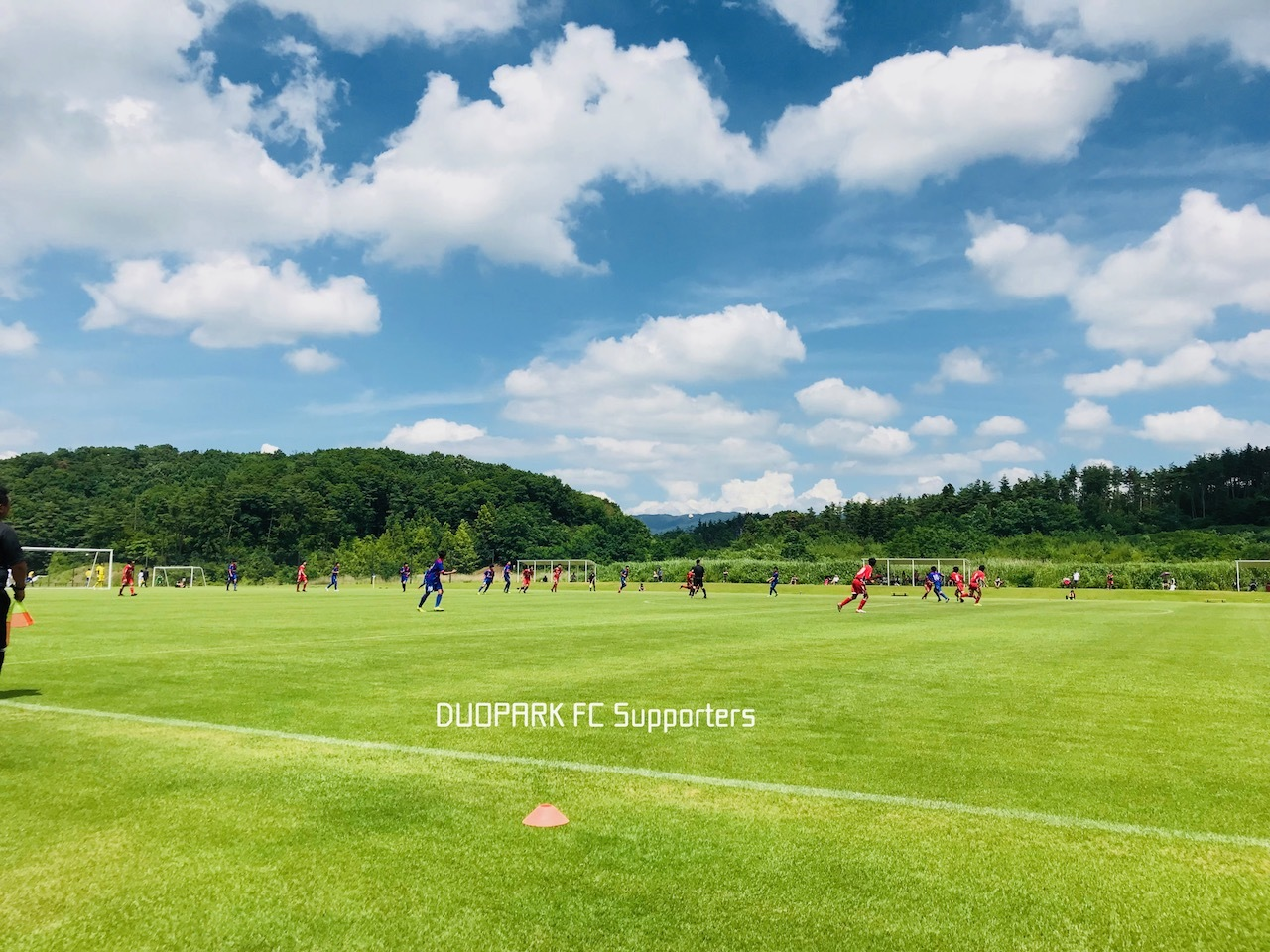 【CLUB YOUTH U-15】vs FC宮城 June 30, 2018_c0365198_20305170.jpg