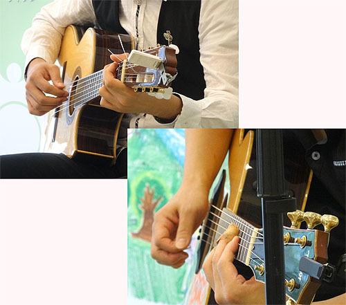 ギターの「幅」を感じたワンコイン・コンサート_c0137404_08160645.jpg