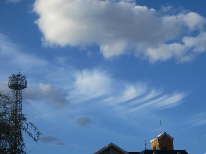 ■雲の変幻──週替わりの夕暮れ[6/28-7/1]_d0190217_22391193.jpg