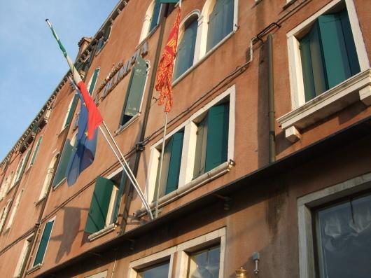 ベネツィア 💙 ホテルでアペリティフ~ディナーへ~_e0303431_14515773.jpg