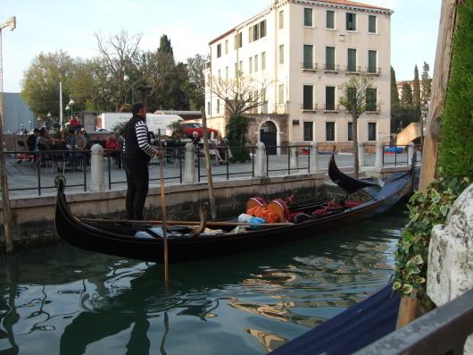 ベネツィア 💙 ホテルでアペリティフ~ディナーへ~_e0303431_14520753.jpg