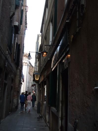 ベネツィア 💙 お気に入りのレストラン🍴クアトロフェッリでディナー_e0303431_15045674.jpg