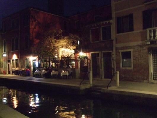 ベネツィア 💙 お気に入りのレストラン🍴クアトロフェッリでディナー_e0303431_15171999.jpg