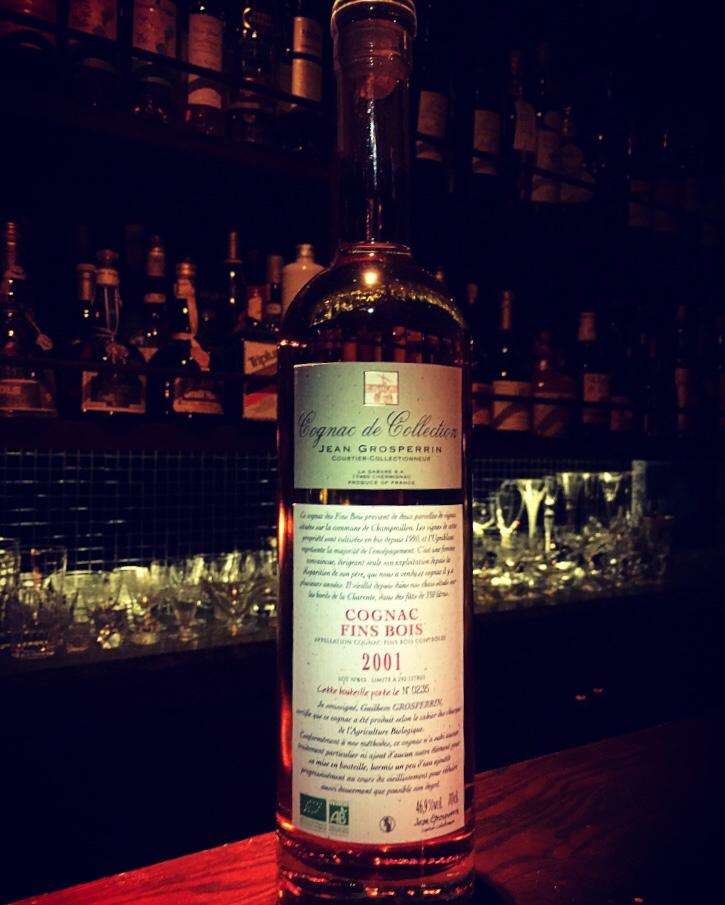 JEAN GROSPERRIN Cognac de Collection FINS BOIS 2001_d0011635_06003480.jpg