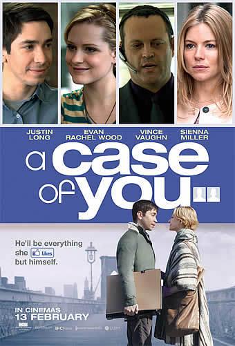 ウソはホントの恋のはじまり A Case of You_e0040938_17491380.jpg