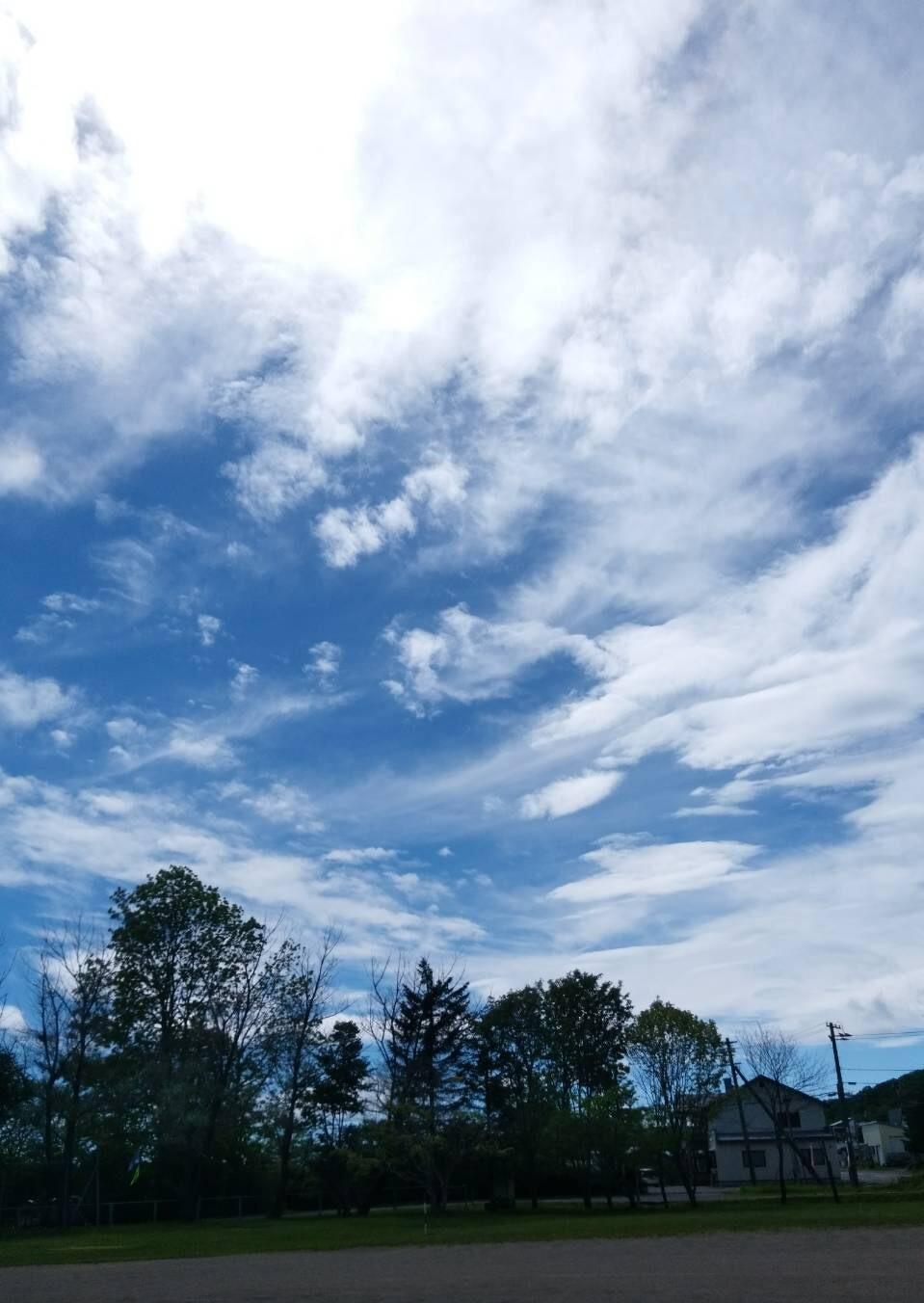 《空と雲》一歩外へ…。~天が伝えてくれること~_b0298740_14044530.jpg