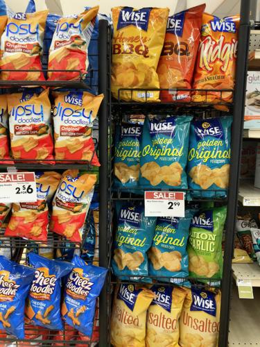 ピッツバーグのスーパーマーケットで_b0141474_23385518.jpg