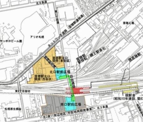 JR苗穂駅の移転・改築_f0078286_08420479.jpg