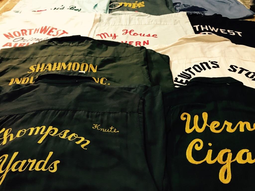 神戸店7/4(水)Vintage&Superior入荷! #3 Embroidery Shirt!!!_c0078587_16192268.jpg