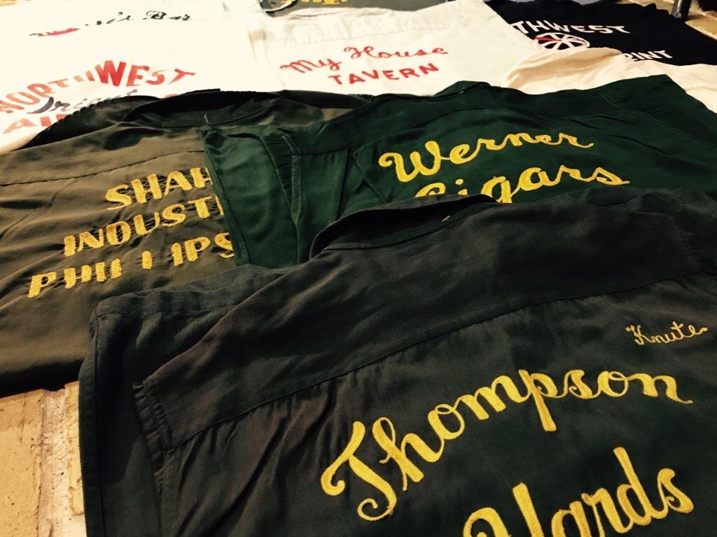 神戸店7/4(水)Vintage&Superior入荷! #3 Embroidery Shirt!!!_c0078587_16201252.jpg