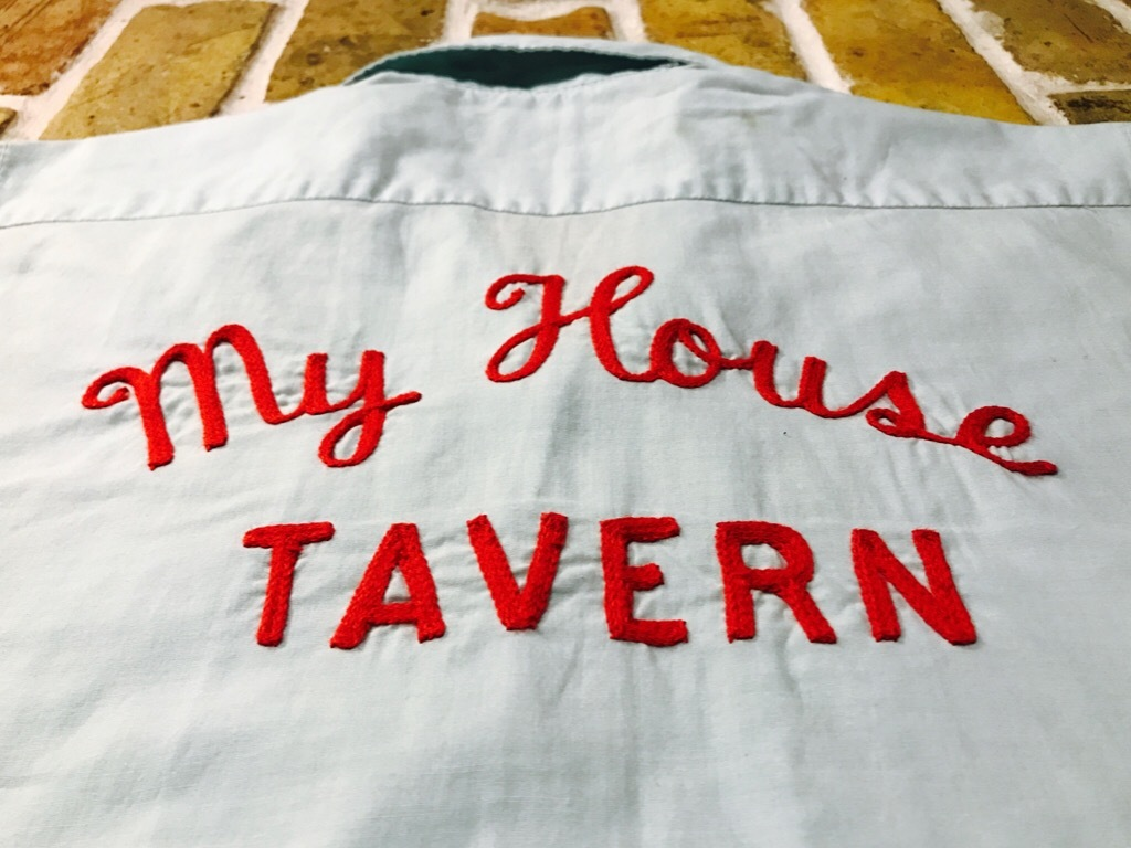 神戸店7/4(水)Vintage&Superior入荷! #3 Embroidery Shirt!!!_c0078587_16274279.jpg