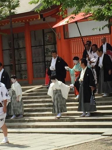 祇園祭 開幕しました_c0223630_08394469.jpg