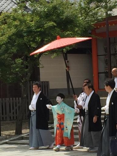 祇園祭 開幕しました_c0223630_08424836.jpg