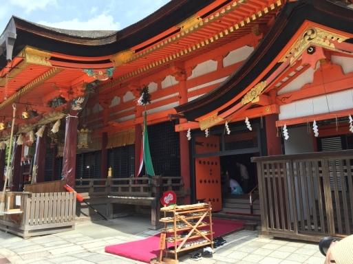 祇園祭 開幕しました_c0223630_08494844.jpg