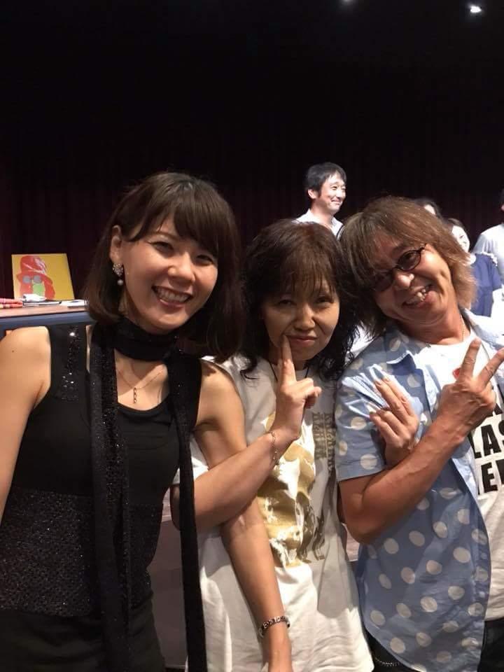 風祭東さん、名古屋2Days「来てくださった皆様編」2018.6.30_f0373339_15422128.jpg