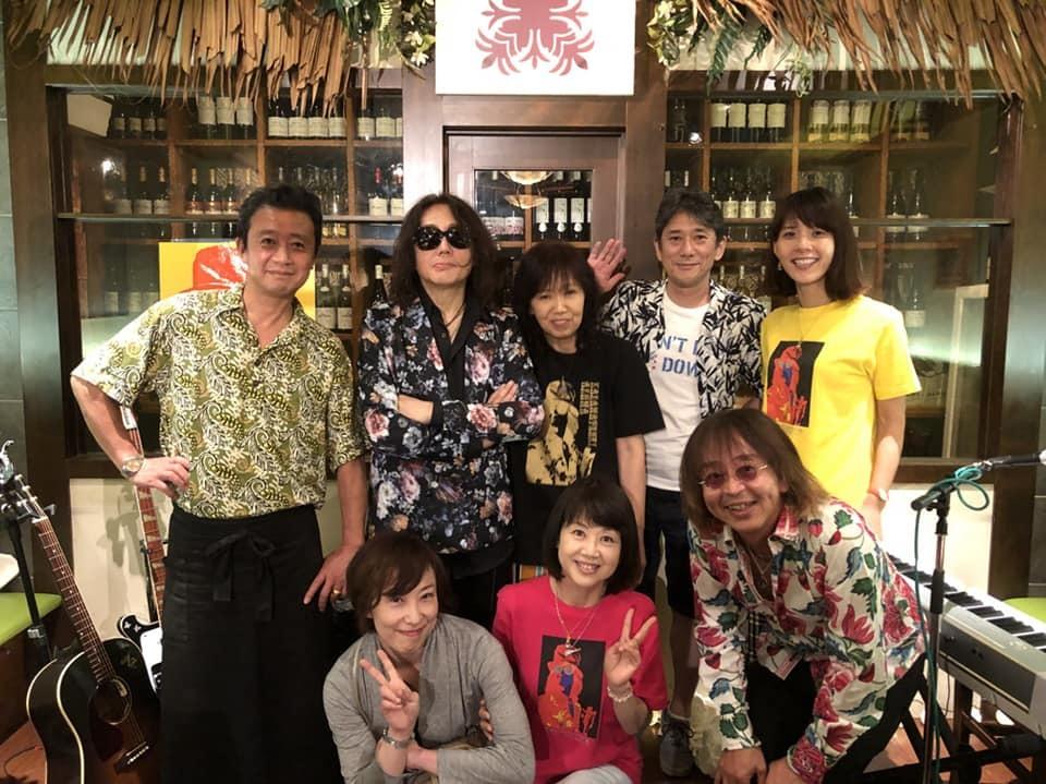 風祭東さん、名古屋2Days「ハノハノ編」2018.7.1_f0373339_16070279.jpg
