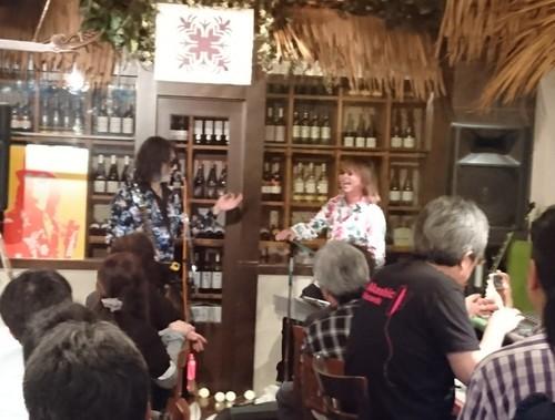 風祭東さん、名古屋2Days「ハノハノ編」2018.7.1_f0373339_161423.jpg