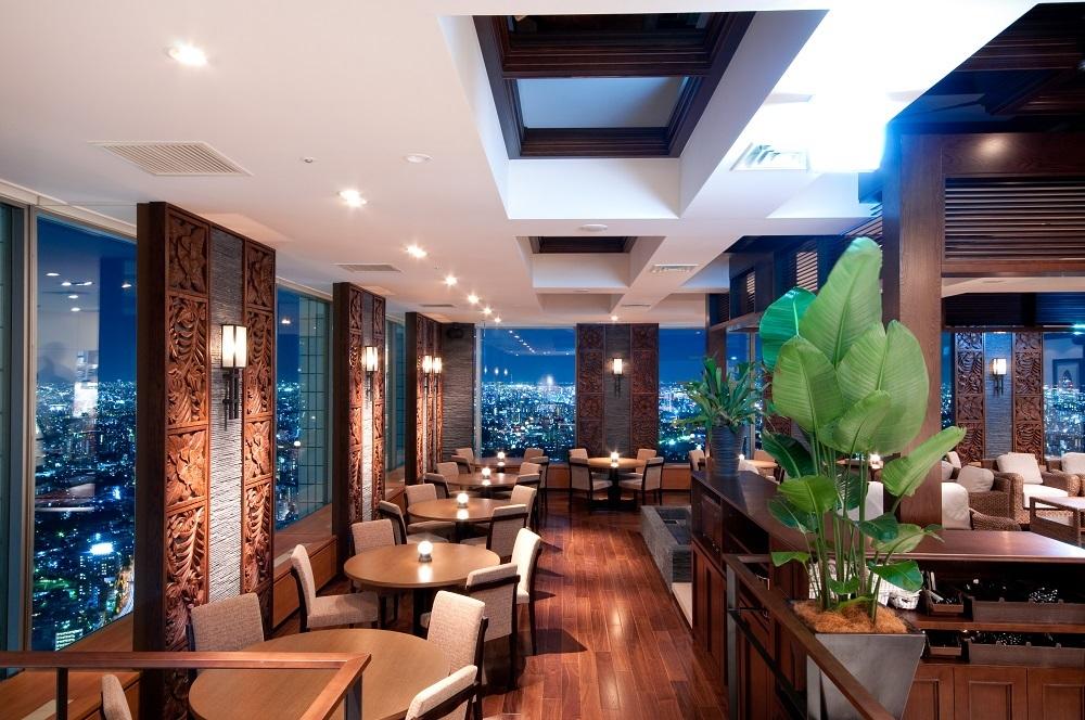 オーセンティックなハワイのホテルをイメージしたレストランGinger\'s Beach Sunshine_c0054646_17041749.jpg