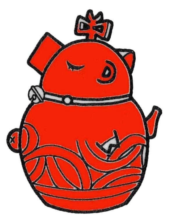 コラムリレー(第107回) 赤彩注口土器のあかぶたちゃん_f0228071_21483750.jpg