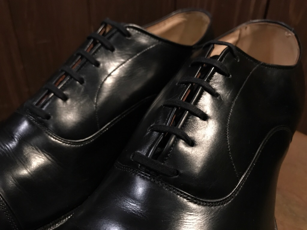 神戸店7/4(水)Vintage&Superior入荷! #6 Vintage Leather Shoes!!!_c0078587_18451319.jpg