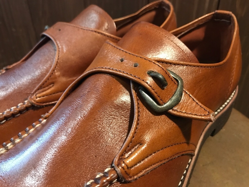 神戸店7/4(水)Vintage&Superior入荷! #6 Vintage Leather Shoes!!!_c0078587_18480190.jpg
